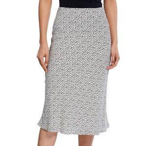 Rails Midi Skirt